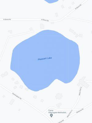Pleasant Lake - New York
